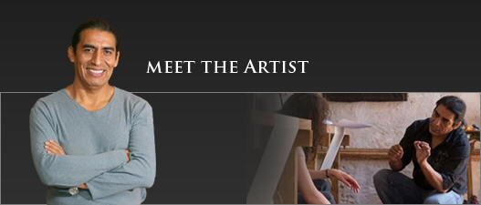 Meet The Artist - Maximo Laura